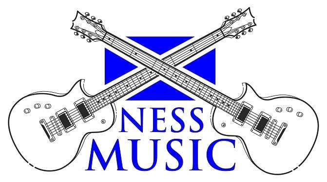 Ness Music Logo