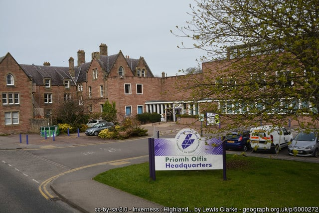 Highland Council HQ 2