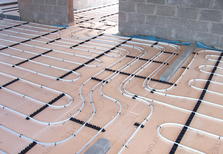 Black Isle Renewables Underfloor Heating