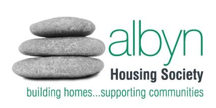 Albyn Housing Logo