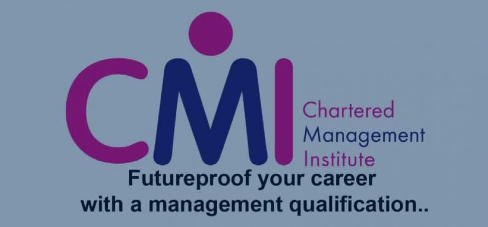 CMI Futureproof your career with a management qualification........