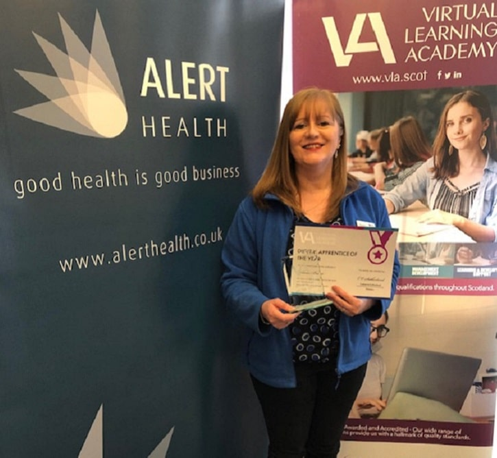 VLA Digital Apprentice of the Year 2020_ Wilma Bowie