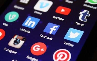 virtual learning academy social media