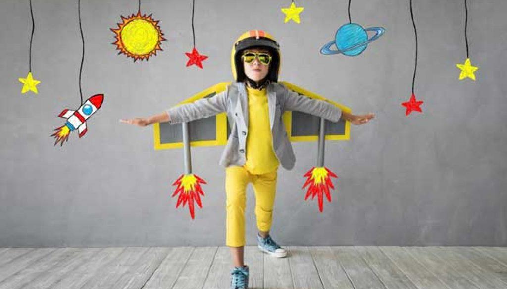 child-yellow-rocket